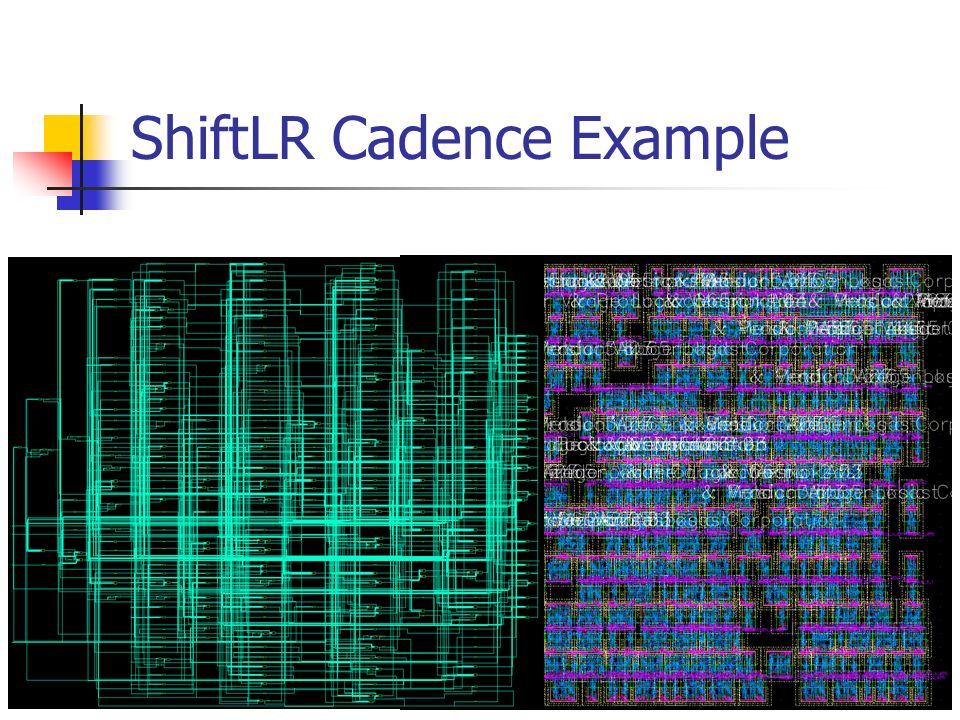 ShiftLR Cadence Example