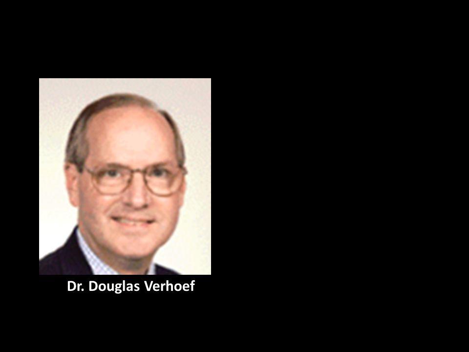 Dr. Douglas Verhoef