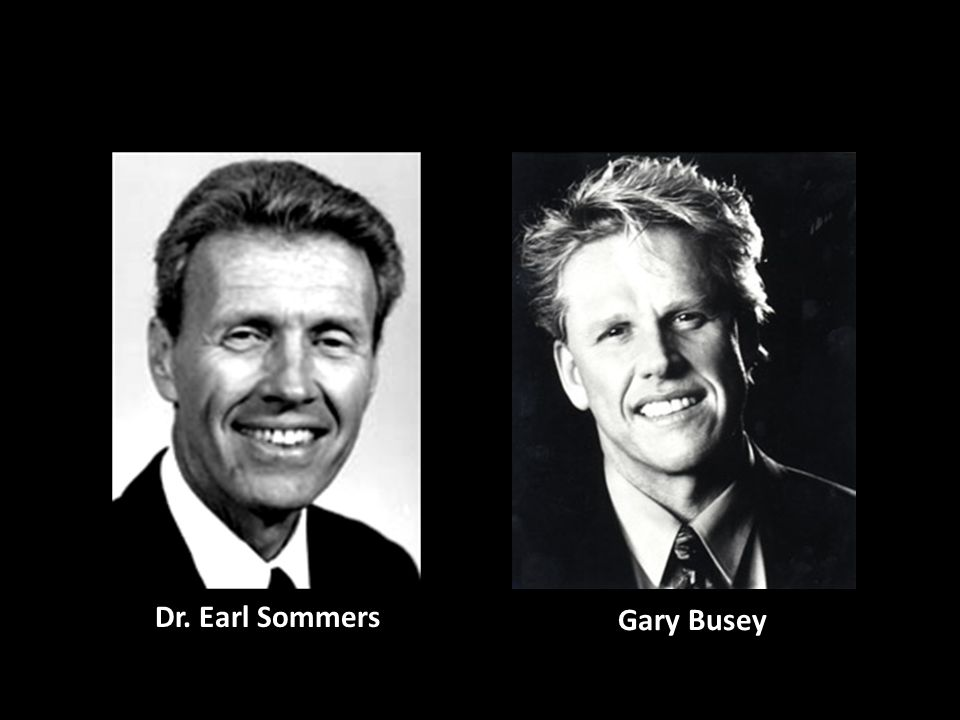 Dr. Earl Sommers Gary Busey
