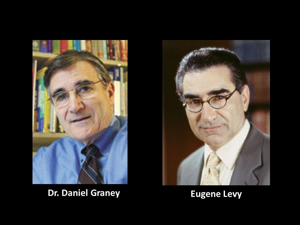 Dr. Daniel Graney Eugene Levy
