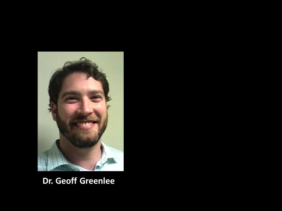 Dr. Geoff Greenlee