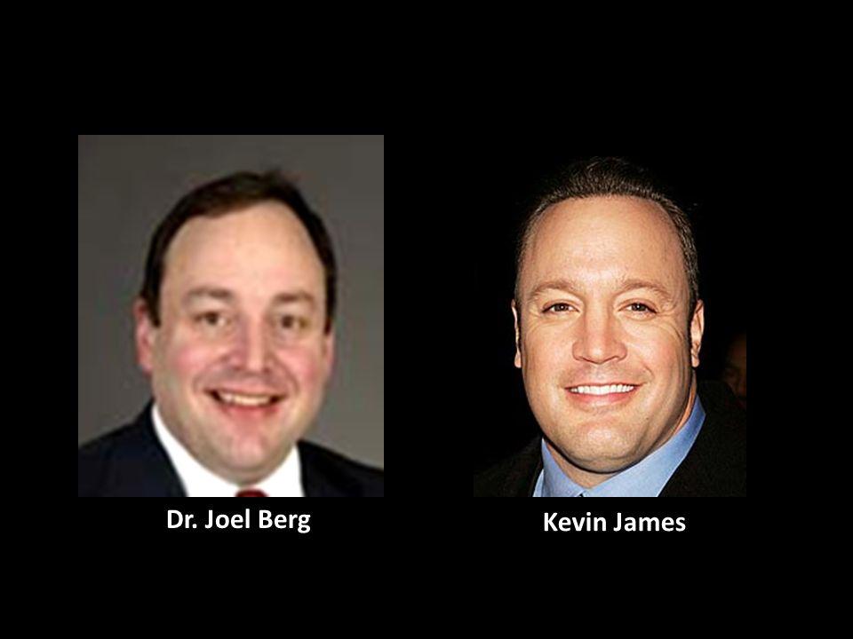 Dr. Joel Berg Kevin James