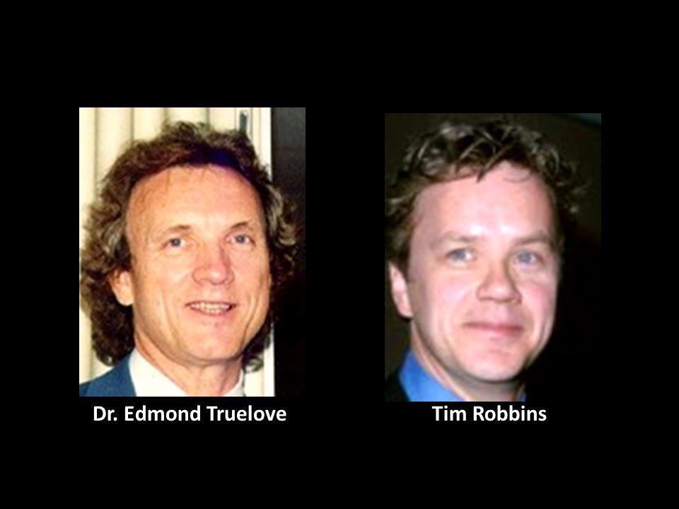 Dr. Edmond Truelove Tim Robbins