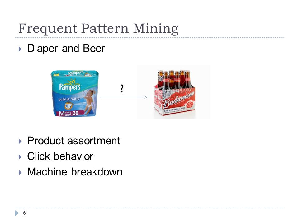 Frequent Pattern Mining