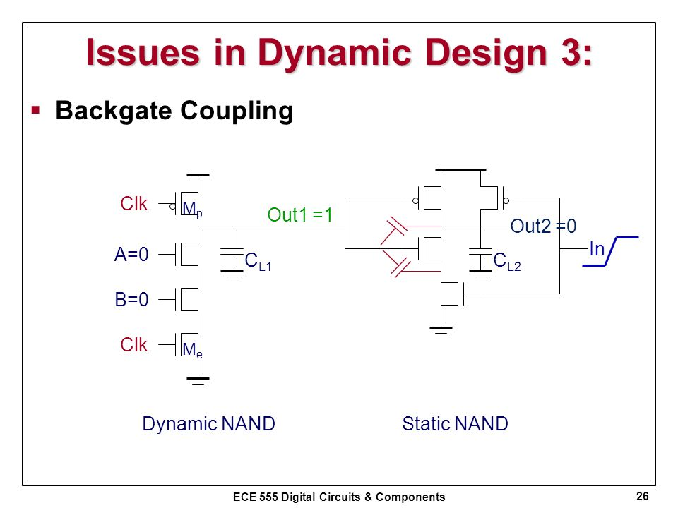 Issues in Dynamic Design 3: