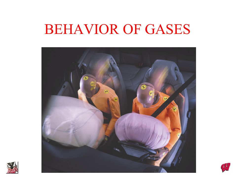 BEHAVIOR OF GASES Dr. S. M. Condren