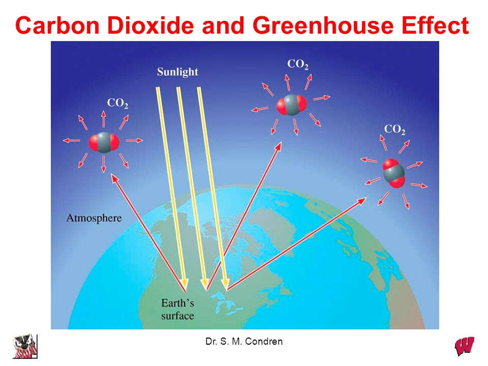 Carbon Dioxide and Greenhouse Effect