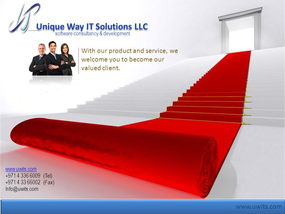 Unique Way IT Solutions LLC