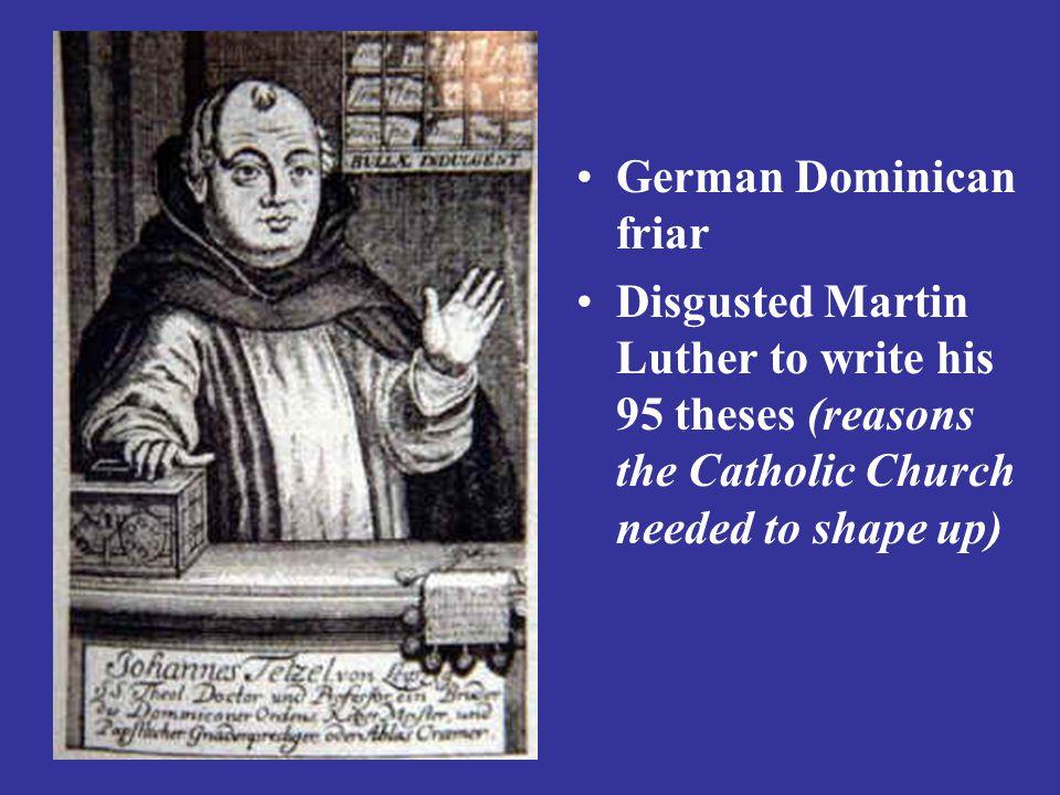 German Dominican friar