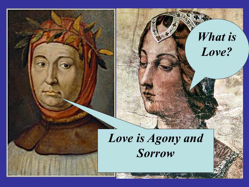 Love is Agony and Sorrow