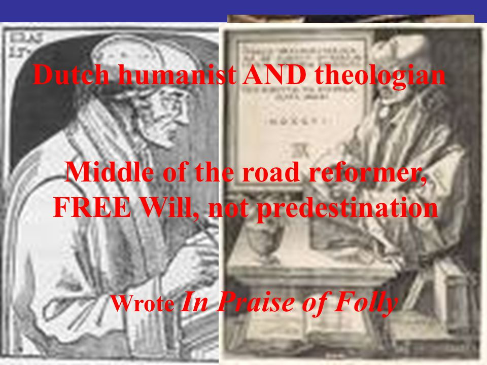 Dutch humanist AND theologian