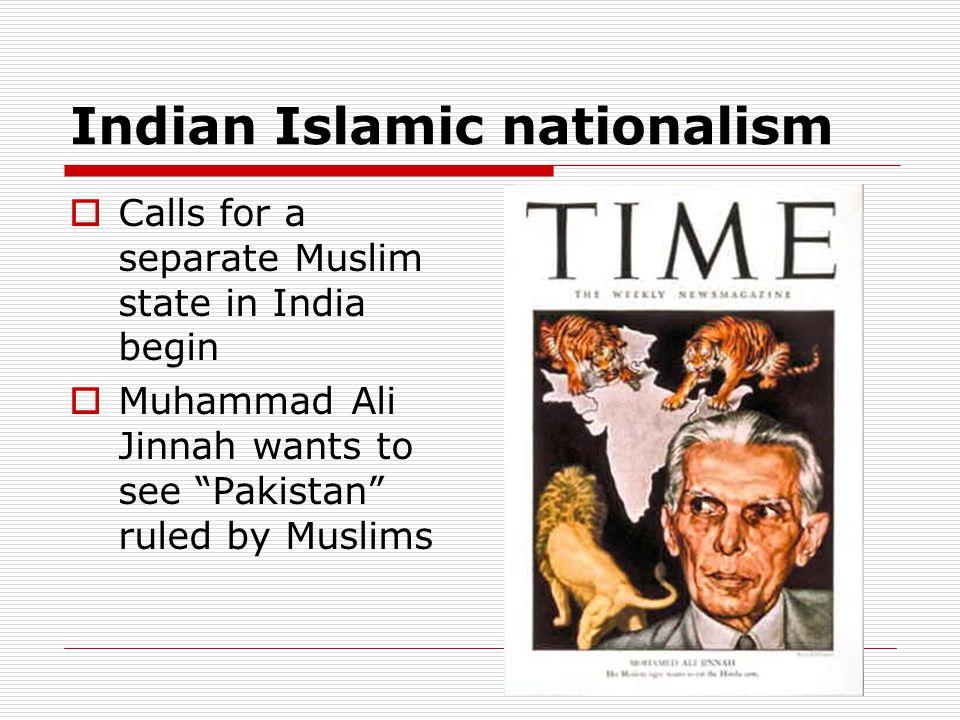 Indian Islamic nationalism
