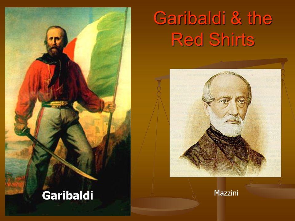 Garibaldi & the Red Shirts