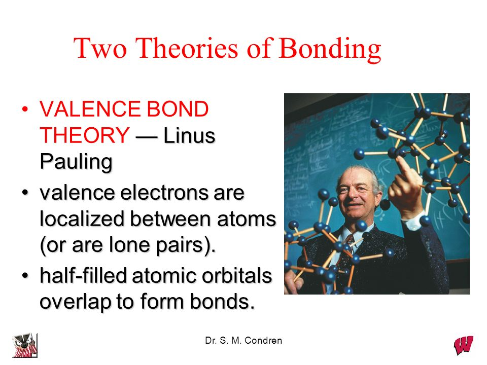 Two Theories of Bonding