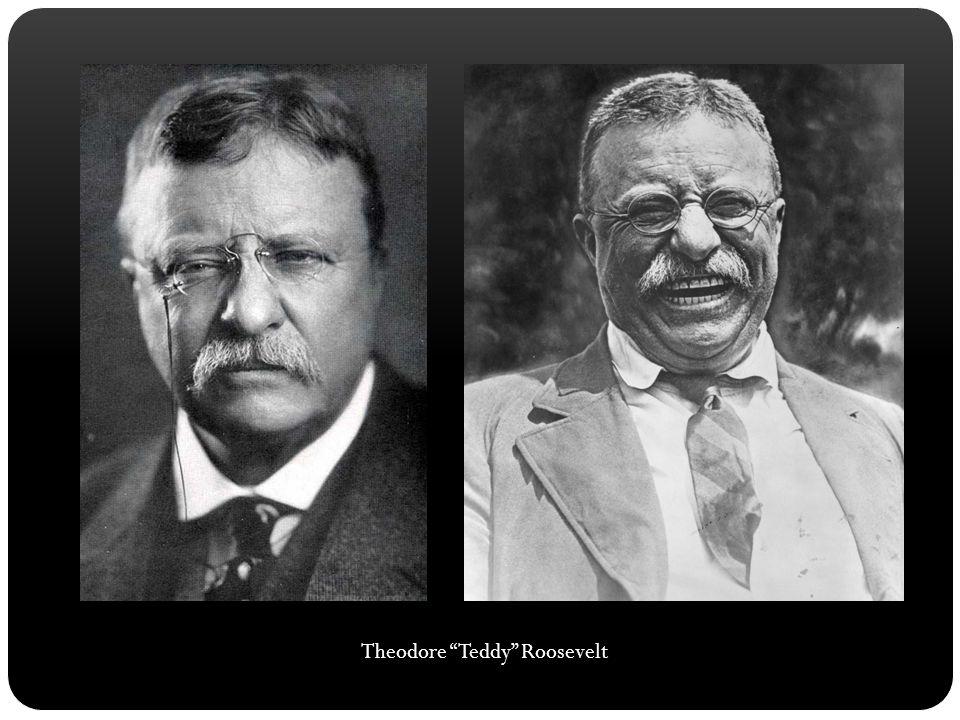 Theodore Teddy Roosevelt