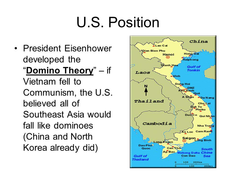 U.S. Position