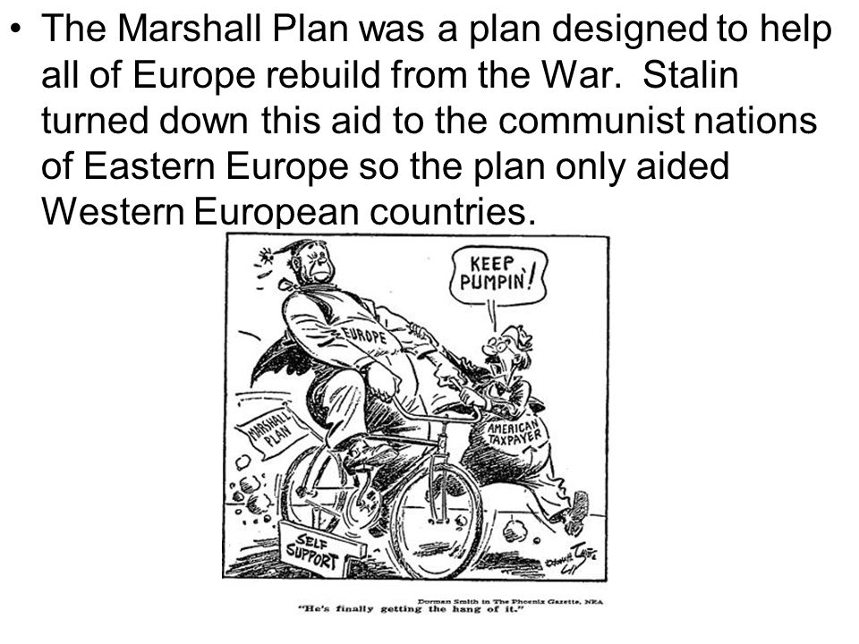 an analysis of the marshall plan in the european nations To conduct this analysis marshall plan aid allowed the nations of western europe the americanisation of european business: the marshall plan and the.