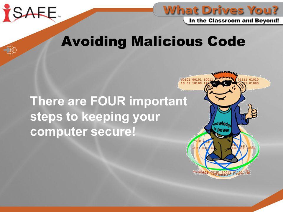 Avoiding Malicious Code