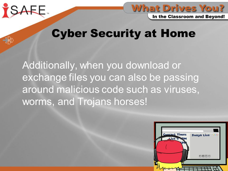 Cyber Security at Home