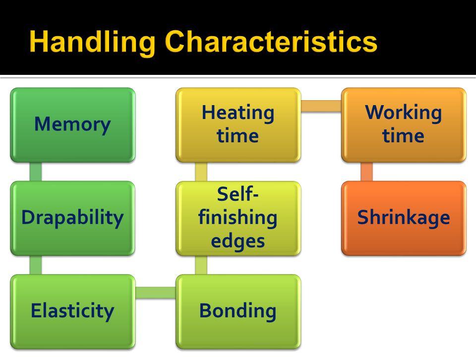 Handling Characteristics