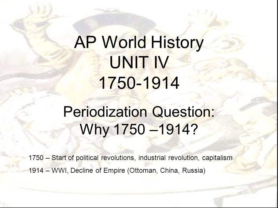 ap world history 1914 to present The newest stage of world history- the world in crisis 1914-present : ap psychology ap us history ap world history introduction to ap world history.