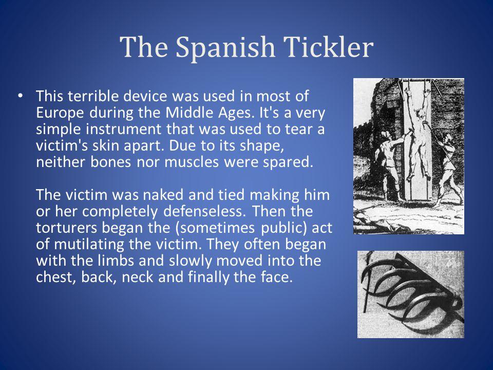 The Spanish Tickler