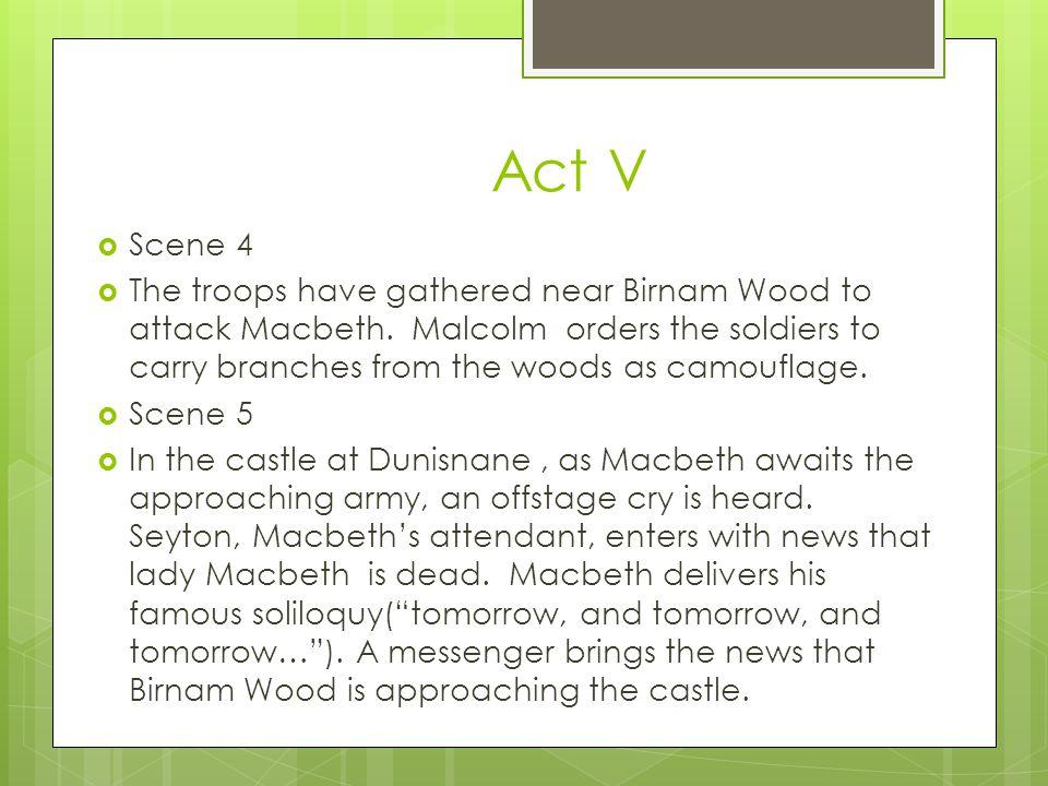 Act V Scene 4.