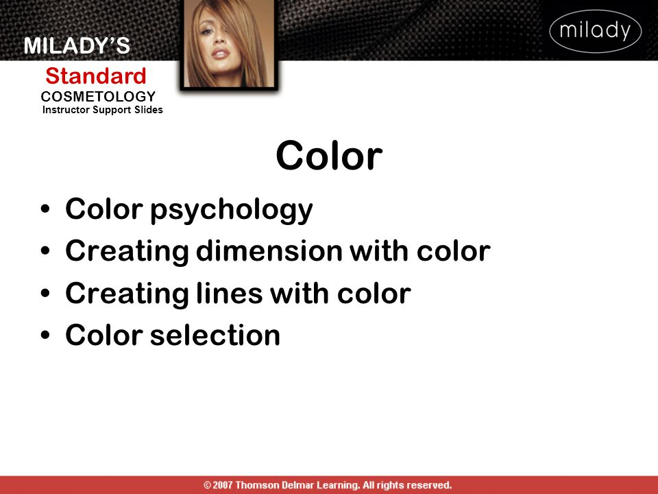 Color Color psychology Creating dimension with color