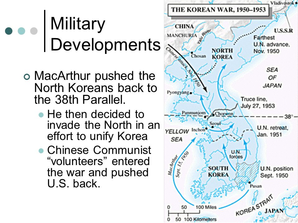 Military Developments