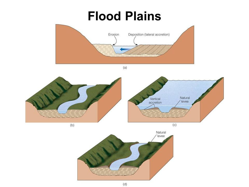 Flood Plains Click to view animation