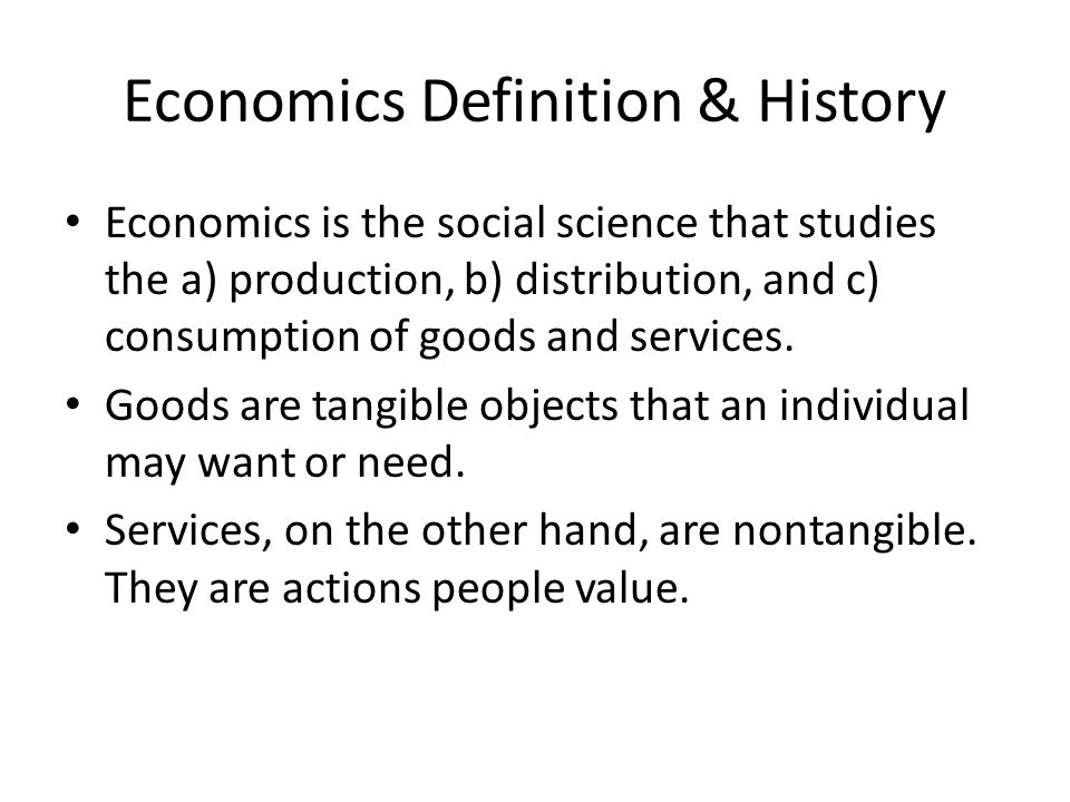 economics definition Microeconomics (from greek prefix mikro-meaning small) is a branch of economics that studies the behavior of individuals and firms in making decisions regarding the allocation of scarce resources and the interactions among these individuals and firms.