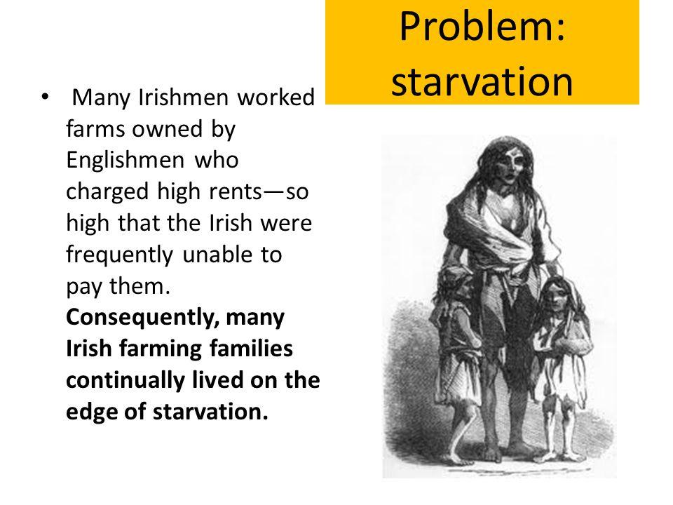 Problem: starvation