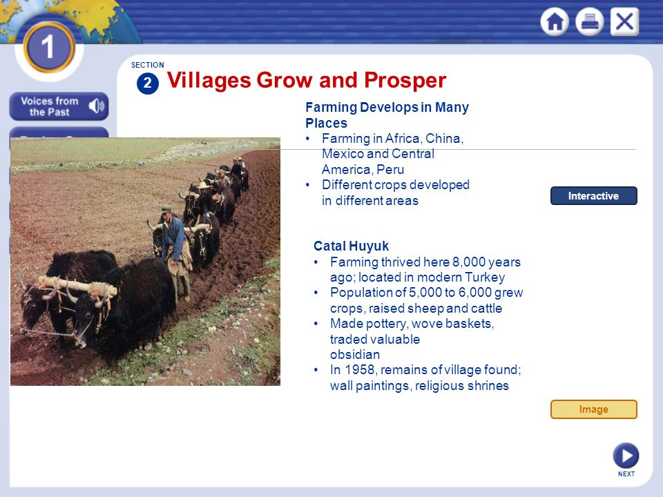 Villages Grow and Prosper