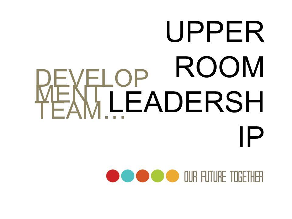 UPPER ROOM LEADERSHIP DEVELOPMENT TEAM…