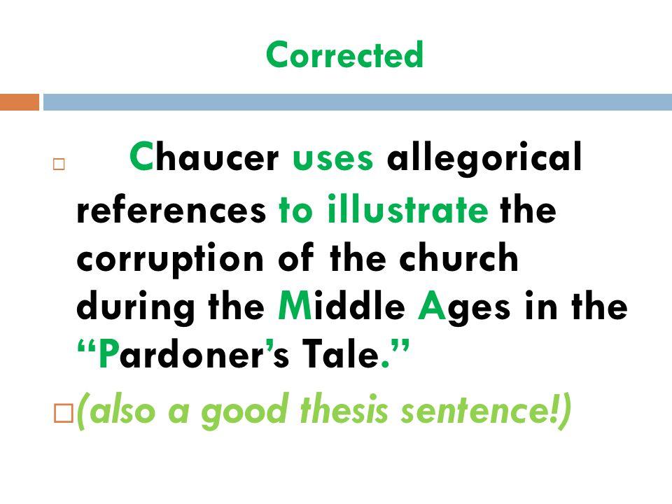 (also a good thesis sentence!)