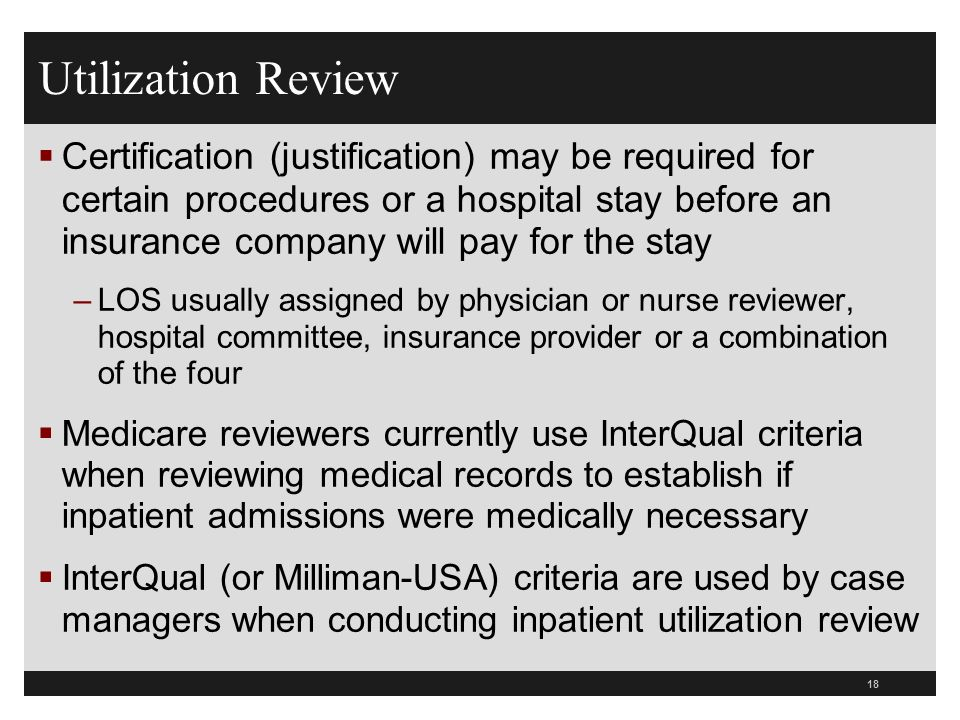 process of concurrent utilization review essay Process of concurrent utilization review in health industry, the process of concurrent utilization review has its own importance for the management of health care.