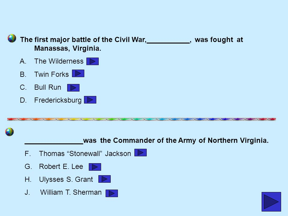 The first major battle of the Civil War,___________, was fought at Manassas, Virginia.