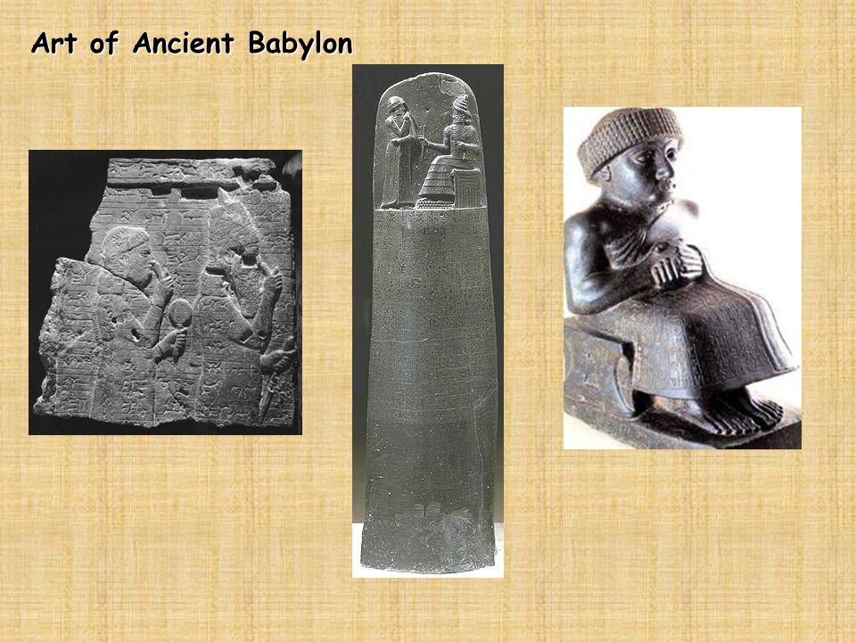 Art of Ancient Babylon