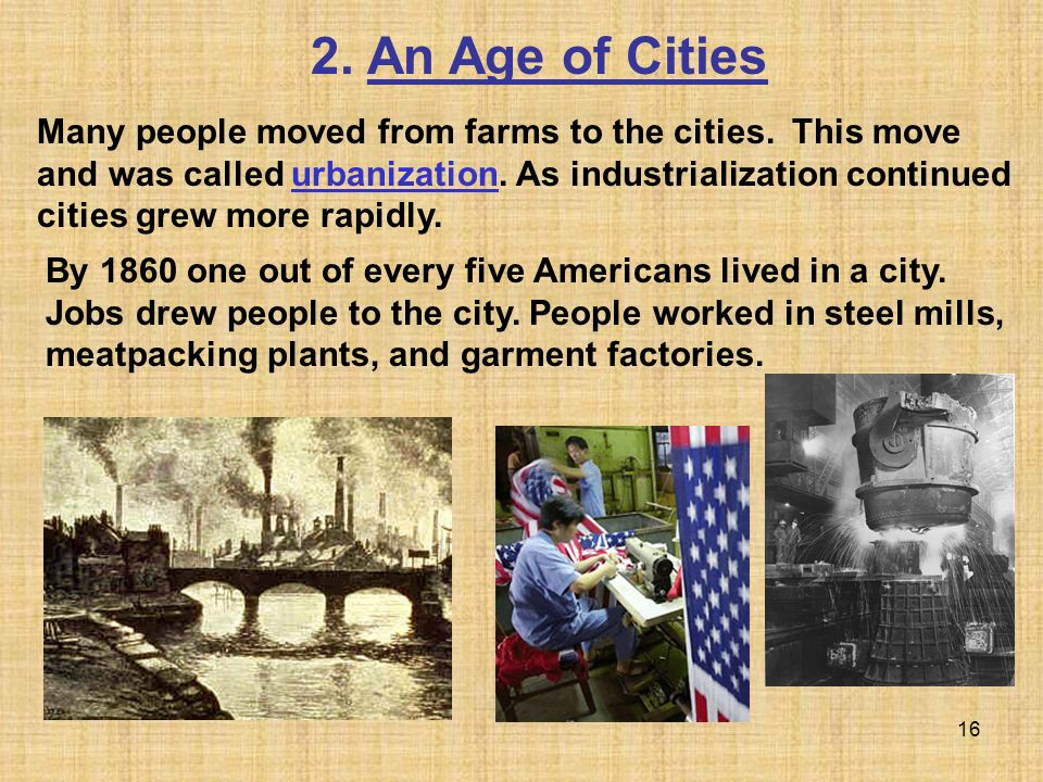 2. An Age of Cities