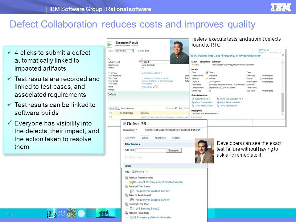 Defect Collaboration reduces costs and improves quality