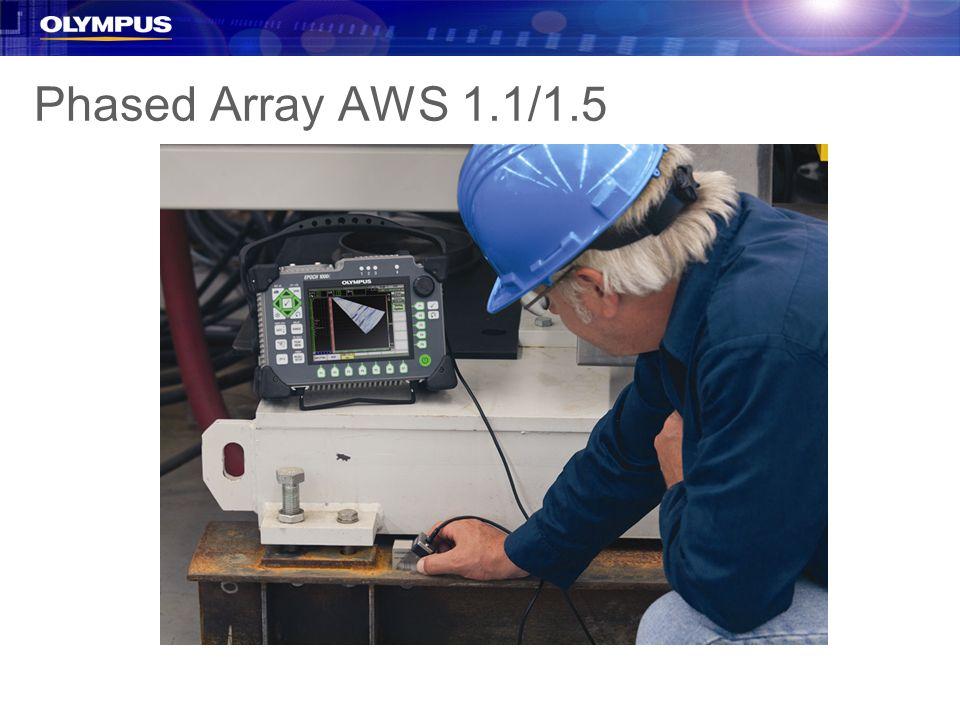 Phased Array AWS 1.1/1.5