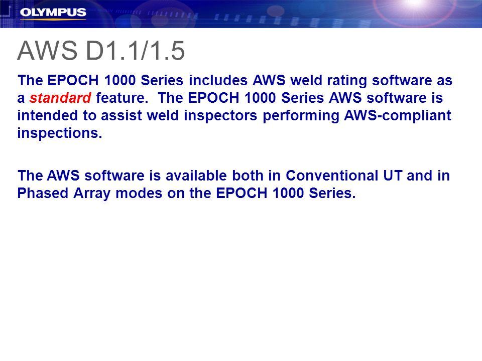 AWS D1.1/1.5