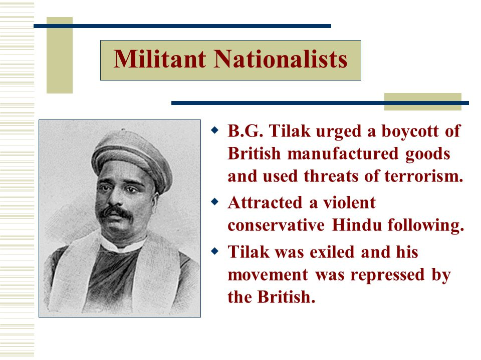 Militant Nationalists