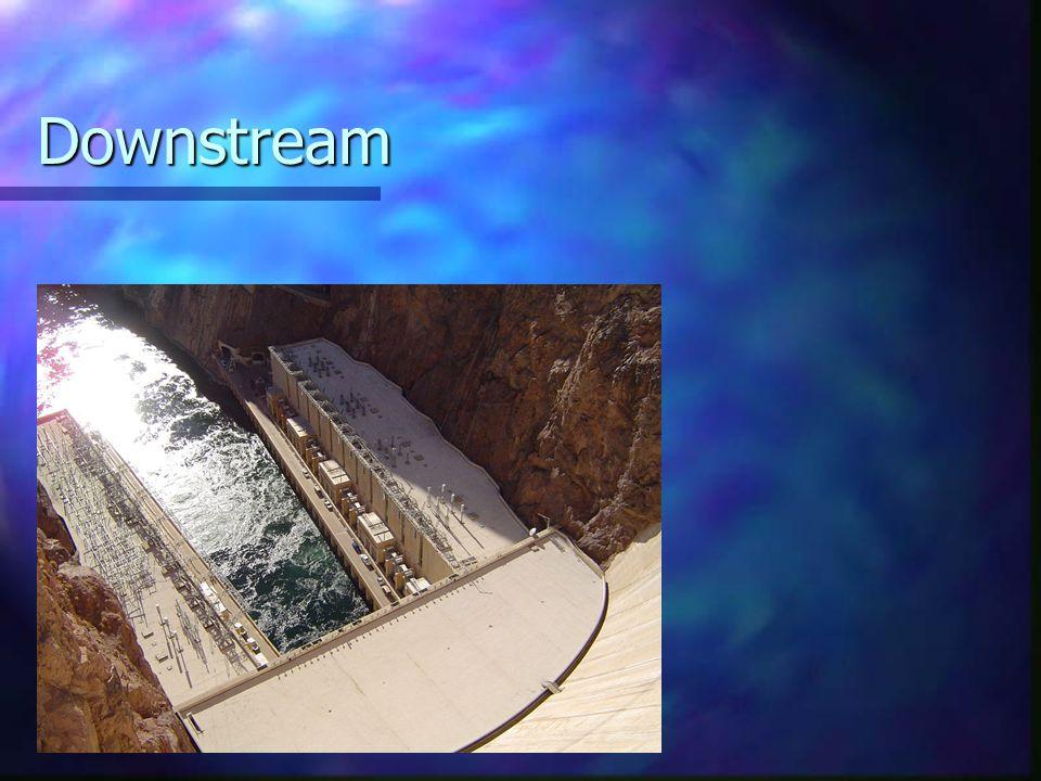 Downstream