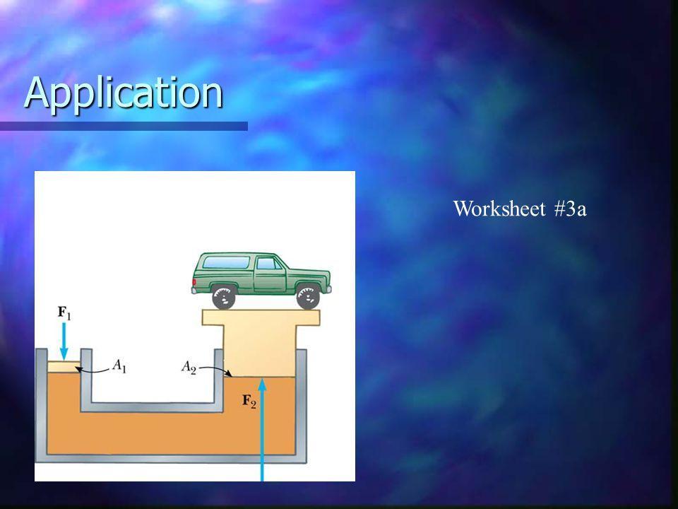Application Worksheet #3a