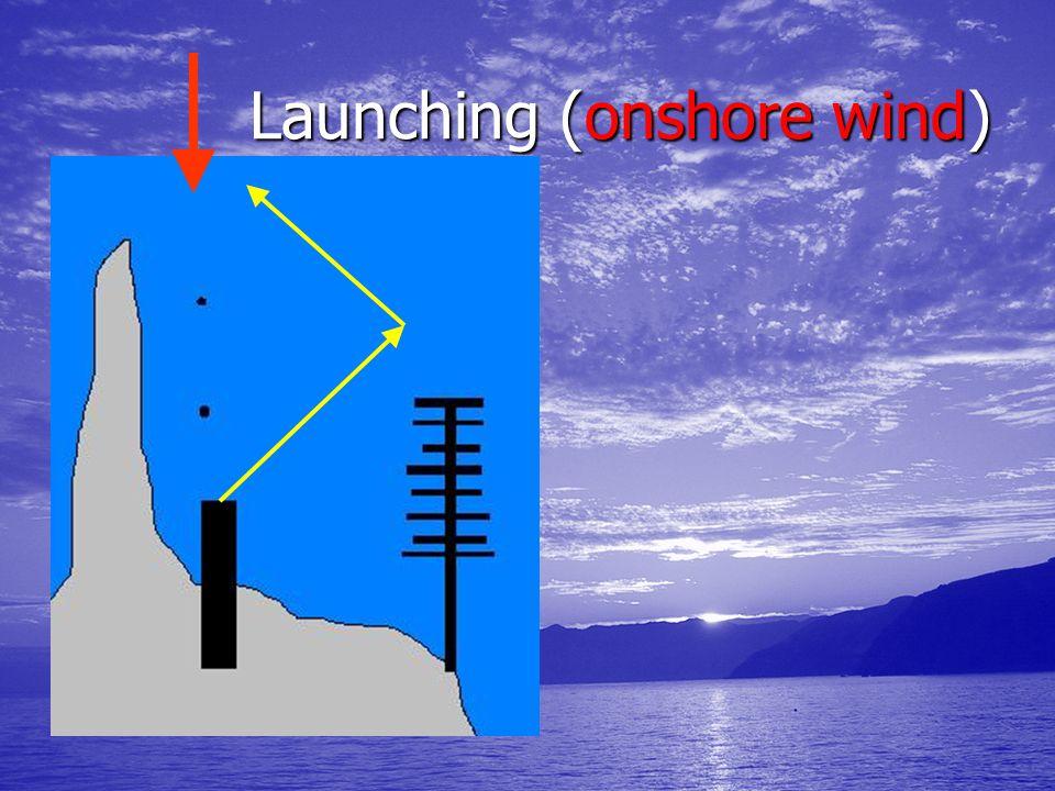 Launching (onshore wind)