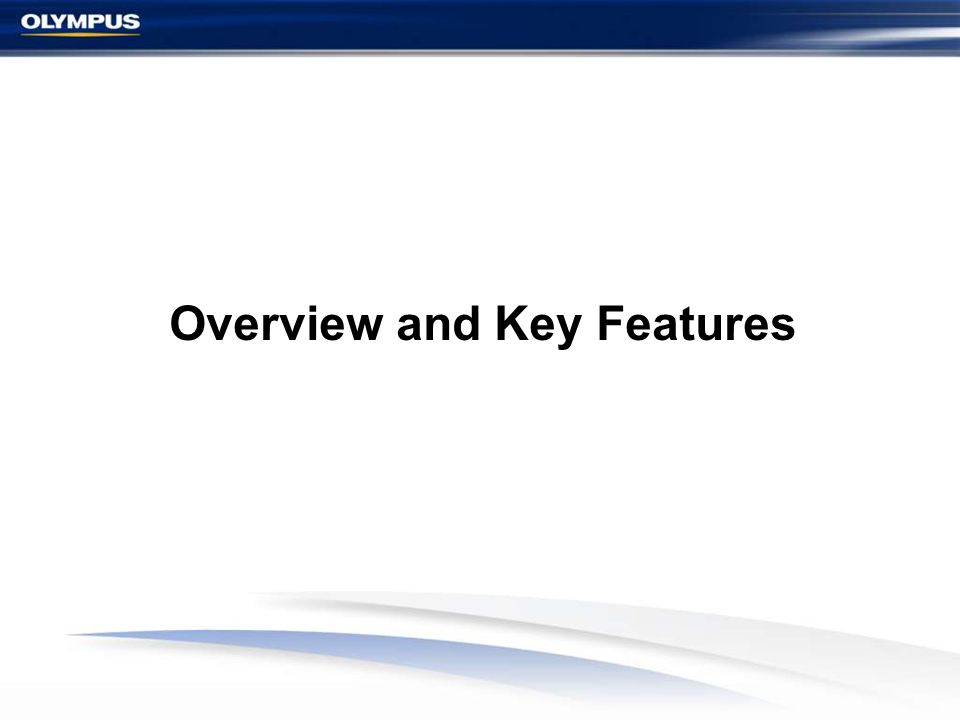 Overview and Key Features
