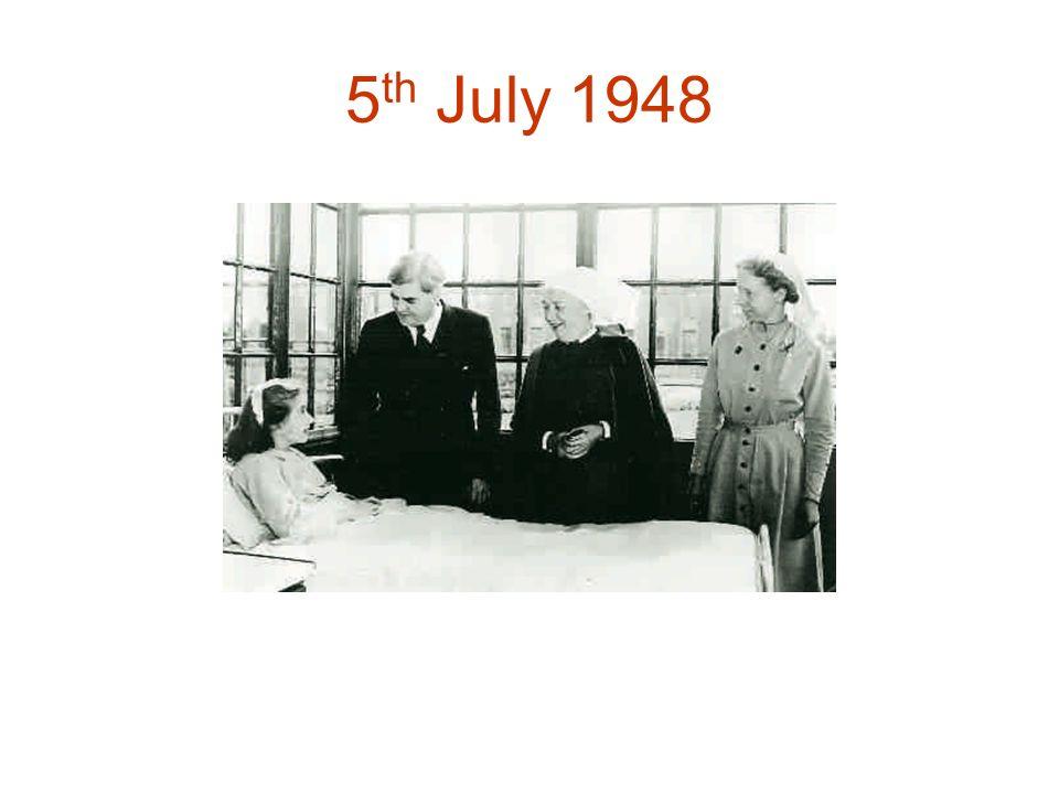 5th July 1948