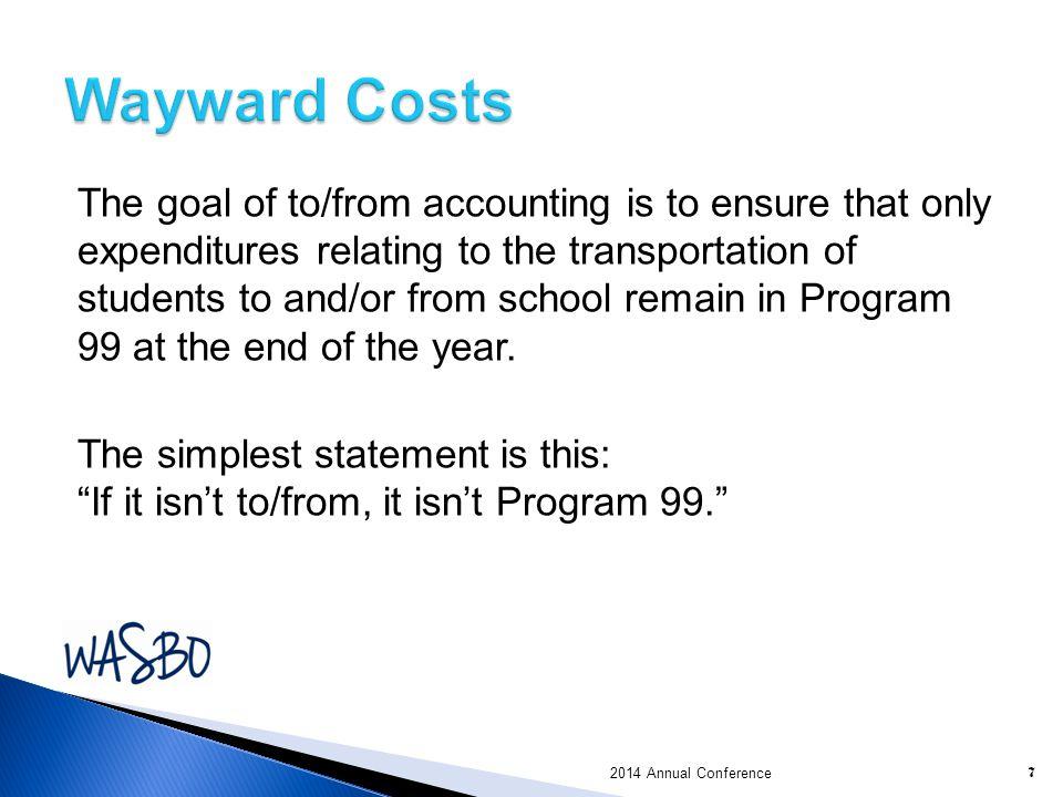 Wayward Costs