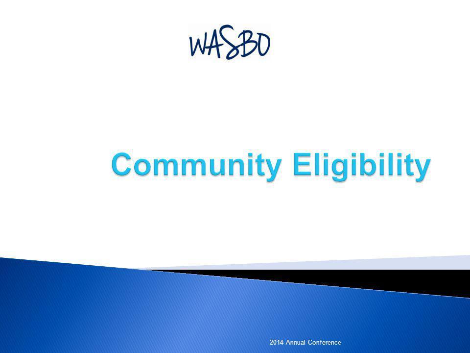 Community Eligibility